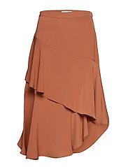 Rubina skirt MS19 - RUSSET