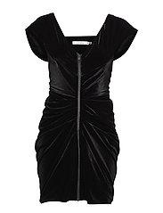 Belle dress ZE4 18 - BLACK
