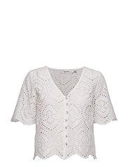 CasanaGZ blouse HS19 - VAPOROUS GRAY