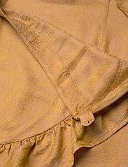 Gestuz - CammaGZ short skirt HS19 - omlottkjolar - narcissus yellow - 2