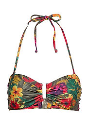 CanaGZ bikini top - TROPICAL YELLOW