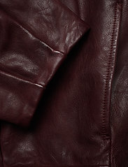 Gestuz - BetzyGZ jacket AO19 - leather jackets - port royale - 4