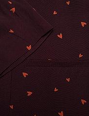 Gestuz - HoneyGZ blazer AO19 - blazere - port royale heart dot - 3