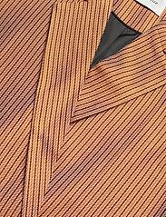 Gestuz - MorganaGZ blazer AO19 - blazere - rooibos tea jaquard - 2