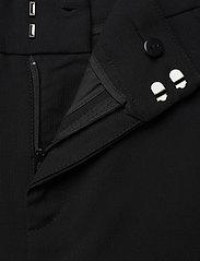 Gestuz - JoelleGZ pants NOOS - bukser med brede ben - black - 4