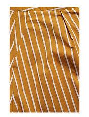 Gestuz - BethanyGZ skirt ZE1 19 - midi skirts - narcissus yellow stripe - 2