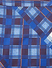Gestuz - LuanneGZ skirt MA19 - midi - blue check - 4
