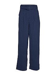KineGZ pants MA19 - PEACOAT PINSTRIPE