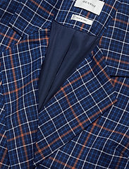 Gestuz - NiraGZ blazer MA19 - bleiserit - blue/umber check - 3