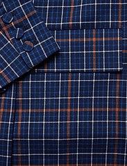 Gestuz - NiraGZ blazer MA19 - bleiserit - blue/umber check - 4