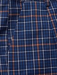 Gestuz - NiraGZ shorts MA19 - bermuda-shortsit - blue/umber check - 3