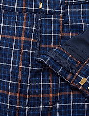 Gestuz - NiraGZ shorts MA19 - bermuda-shortsit - blue/umber check - 4