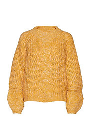 ZiaGZ pullover MA19 - GOLDEN YELLOW