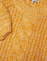 Gestuz - ZiaGZ pullover MA19 - neulepuserot - golden yellow - 2