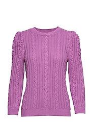 RawanGZ pullover - IRIS ORCHID