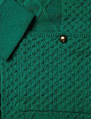 Gestuz - MichaGZ cardigan MA19 - cardigans - ultramarine green - 4
