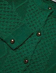 Gestuz - MichaGZ short cardigan MA19 - neuletakit - ultramarine green - 3