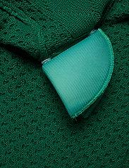Gestuz - MichaGZ short cardigan MA19 - neuletakit - ultramarine green - 4