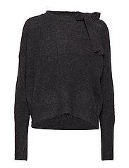 NelaGZ pullover MA19 - BLACK