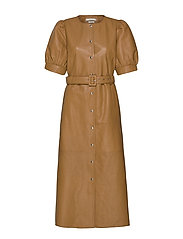 SuriGZ dress - BONE BROWN