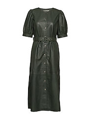 SuriGZ dress - DARK GREEN