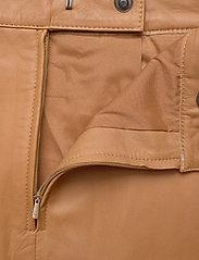 Gestuz - CharGZ mini skirt - lyhyet - bone brown - 4