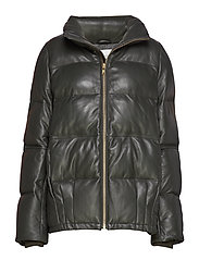 MileyGZ jacket MA19 - DARK GREEN
