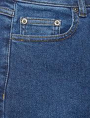 Gestuz - AstridGZ HW slim jeans NOOS - mom jeans - denim blue - 2