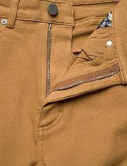 Gestuz - AstridGZ HW slim jeans NOOS - mom jeans - tapenade - 3