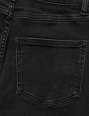 Gestuz - AstridGZ HW slim jeans NOOS - mom jeans - washed black - 5