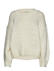 DaiaGZ pullover MA19 - CLOUD DANCER