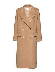 LeaGZ coat MA19 - CAMEL