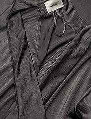 Gestuz - RizaGZ dress YE19 - robes de fête - gray flannel - 5
