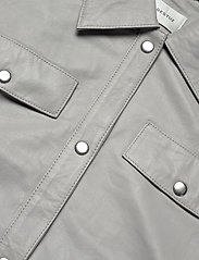 Gestuz - RobertaGZ OZ jacket YE 2019 - manteaux - alloy - 3