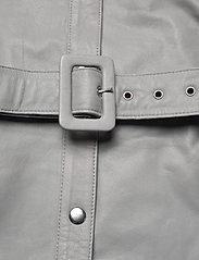 Gestuz - RobertaGZ OZ jacket YE 2019 - manteaux - alloy - 4