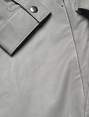 Gestuz - RobertaGZ OZ jacket YE 2019 - manteaux - alloy - 5