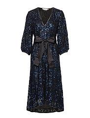 ElviraGZ OZ dress YE19 - BLUE