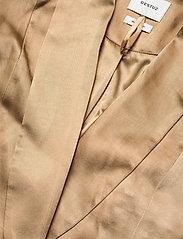 Gestuz - LerissaGZ blazer YE19 - vestes tailleur - tannin - 5