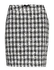 OpheliaGZ skirt YE19 - BLACK/WHITE