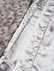 Gestuz - RyssaGZ coat YE19 - sztuczne futro - alloy - 7