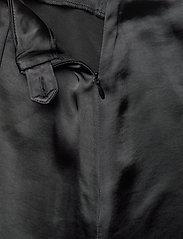 Gestuz - KamrynGZ skirt YE19 - jupes midi - black - 3