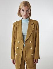 Gestuz - LiyaGZ blazer SO20 - blazere - bone brown - 0