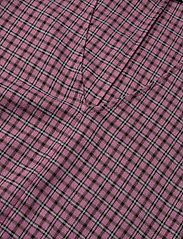 Gestuz - ZiellaGZ OZ dress SO20 - midi kjoler - purple check - 4