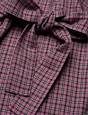 Gestuz - ZiellaGZ OZ dress SO20 - midi kjoler - purple check - 6