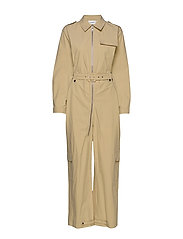 AdalineGZ jumpsuit MS20 - SAFARI