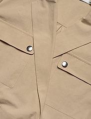 Gestuz - AdalineGZ shirt body MS20 - body - safari - 3