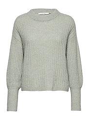 AlpiaGZ pullover MS20 - SOFT GREEN MEALNGE