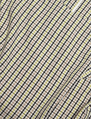 Gestuz - ElionaGZ blouse MS20 - short-sleeved blouses - lime light check - 4