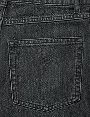 Gestuz - DacyGZ MOM jeans - straight regular - black - 5
