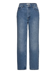 DacyGZ MOM jeans - MEDIUM BLUE